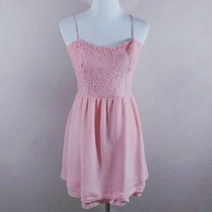 Princess Vera Wang Pink Dress